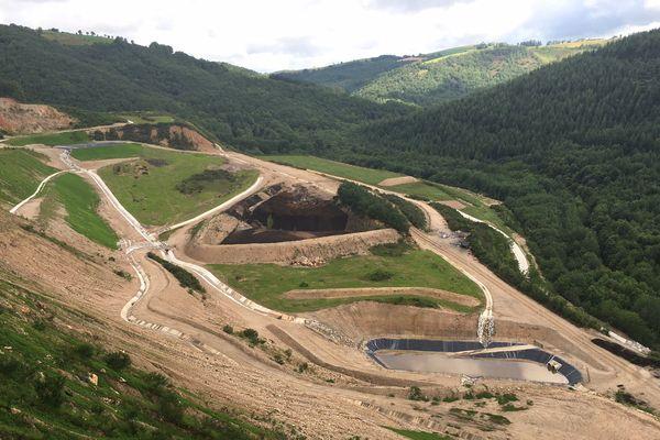 Le centre de tir devrait s'installer sur l'ancienne mine de Rayssac
