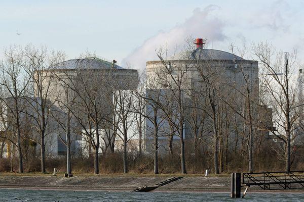 La centrale nucléaire de Fessenheim prête à affronter le coronavirus