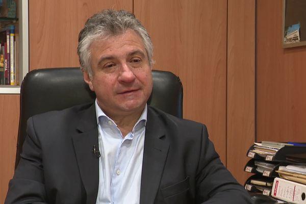 Jean-François Paoli, vice-président du Mouvement Radical insulaire.