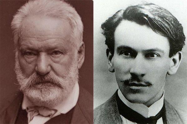 Victor Hugo et Louis Pergaud, deux écrivains francs-comtois