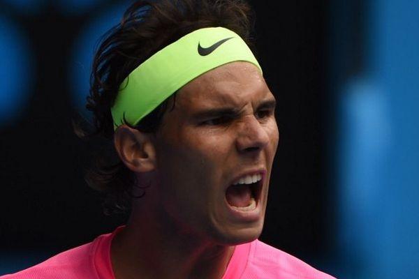 Celui qui a remporté le titre de 2005 à 2012; Rafael Nadal de retour cette année à Monte-Carlo.