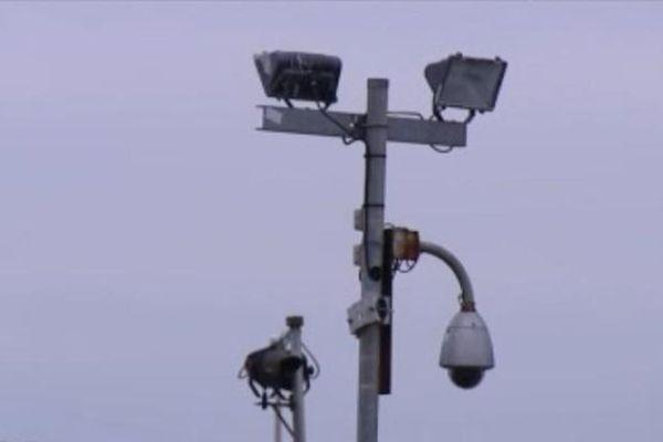 Le système infra-rouge du système de vidéo-surveillance du GIR était défectueux