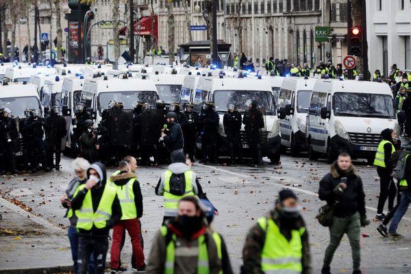 A Paris, le 1er décembre 2018