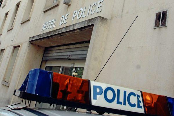Commissariat de Béziers, image d'illustration