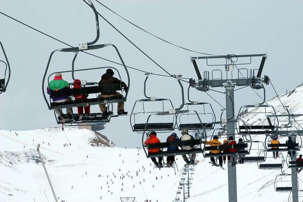 Ski à Grandvalira. Archive.