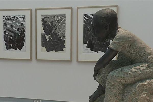 Le musée Würth rend hommage à la jeune scène artistique namibienne