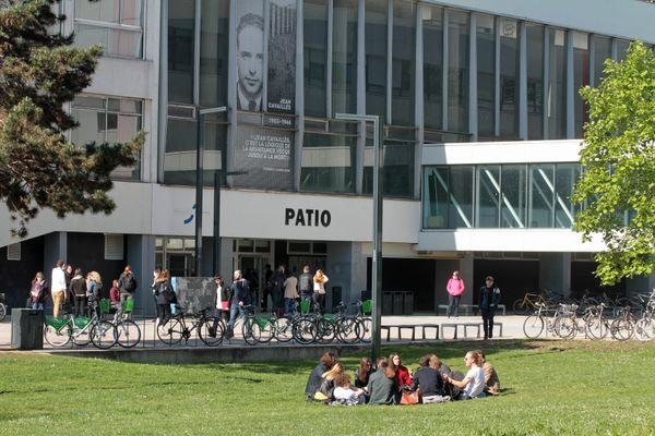 L'Université de Strasbourg accueille chaque année plus de 52.000 étudiants.