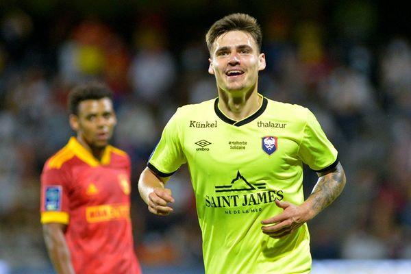 Le Stade Malherbe est allé chercher trois points à Rodez ce samedi 12 septembre
