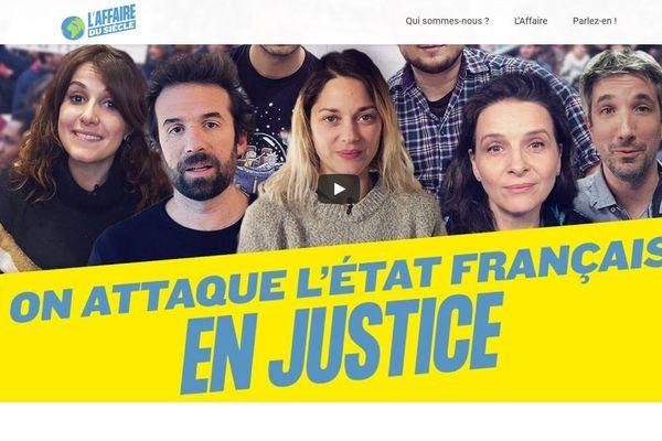 Aux côtés d'autres personnalités comme Marion Cotillard ou Juliette Binoche, Fanny Agostini soutient le recours en justice contre l'Etat français. Dans une vidéo, tous dénoncent son inaction face au réchauffement climatique.