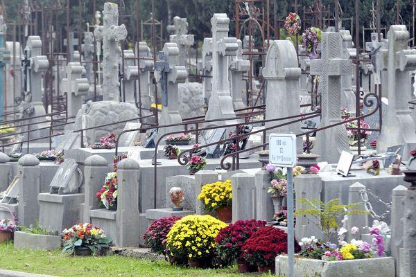 Les funérailles de Marcelle Godard ont lieu le mercredi 27 novembre 2019. (image d'illustration)