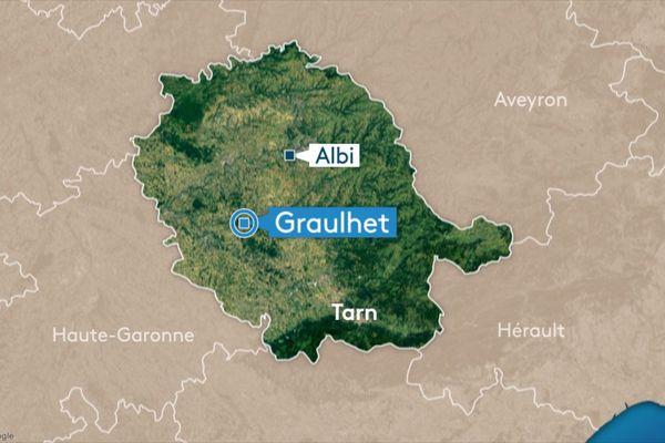 Une rixe a eclaté entre deux habitants de la commune de Graulhet, au bord de la rivière du Dadou.