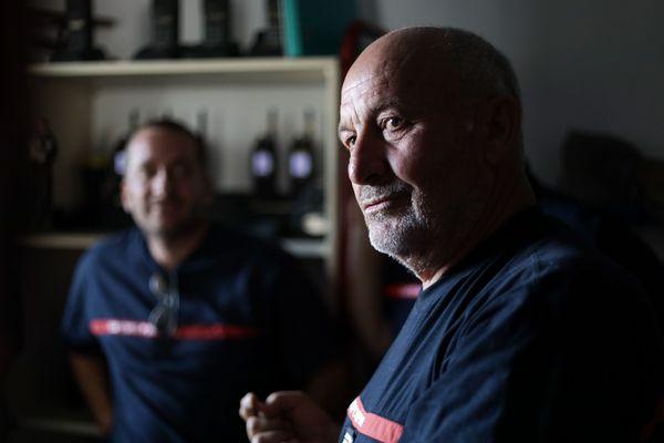 Jojo Simoni, une légende pour les pompiers de toute la Corse