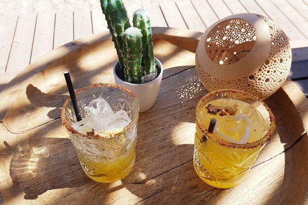 Cocktail avec vue imprenable sur la mer, la montagne, ou dans un petit coin reculé ? Votre envie ?