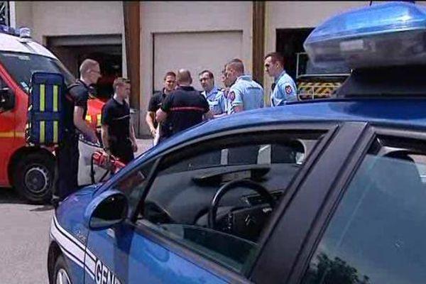 Pompiers et gendarmes charentais en formation pour mieux réagir face aux incivilités.