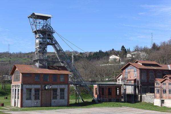 Le musée de la mine à Saint-Etienne, dans la Loire.