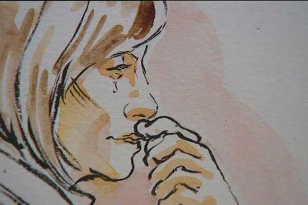 Audrey Chabot - dessin Christophe Busti