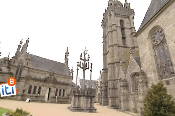 L'enclos paroissial de Saint-Thégonnec