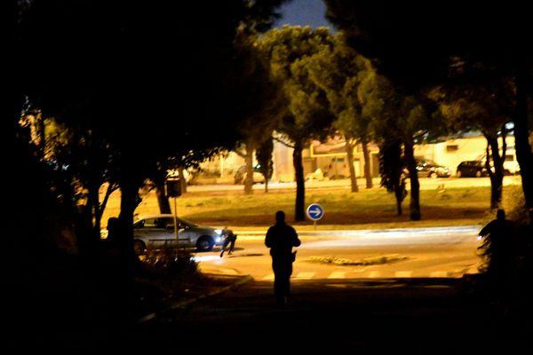 Un trafiquant de drogue présumé a été arrêté au Maroc le 19 novembre, suspecté d'avoir blessé une policière en lui fonçant dessus lors d'une première tentative d'arrestation. Photo d'illustration.