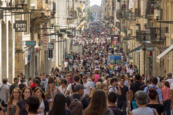 La Gironde bénéficie de la croissance de sa population la plus forte.