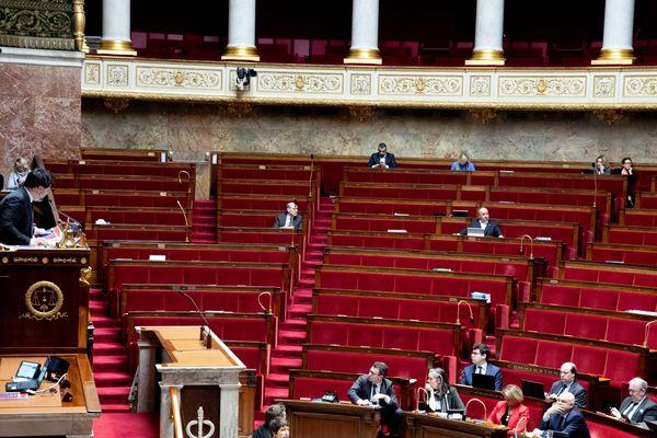 98 voix pour, 1 contre et 1 abstention pour le projet de loi organique de la réforme des retraites.