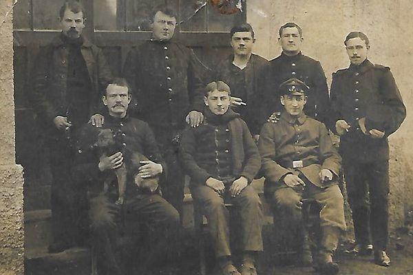 Frederic Brandstaedt en 1916