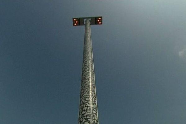 2014 aura été une excellente année pour l'entreprise d'éclairage public Valmont, qui va fournir 272 colonnes lumineuses au Qatar. Un contrat de plus de 18 millions d'euros.