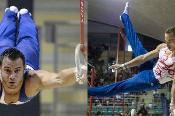 Samir AIT SAID et Julien GOBAUX (à droite)