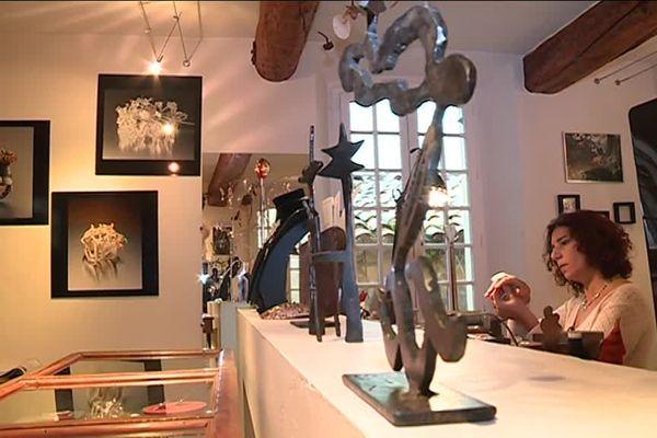 Le musée du bijou contemporain à Cagnes sur Mer