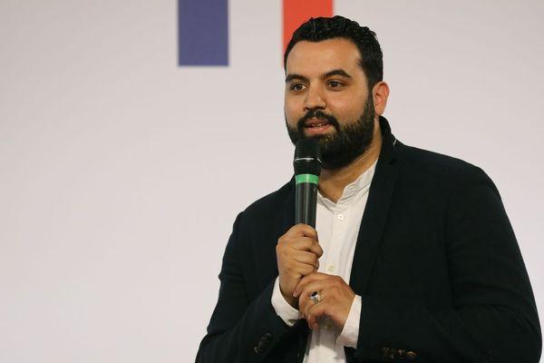Yassine Belattar, le 22 mai 2018