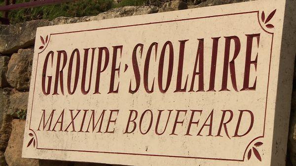 Le nom de Maxime Bouffard a été donné au groupe scolaire de Coux d'où la victime du Bataclan était originaire