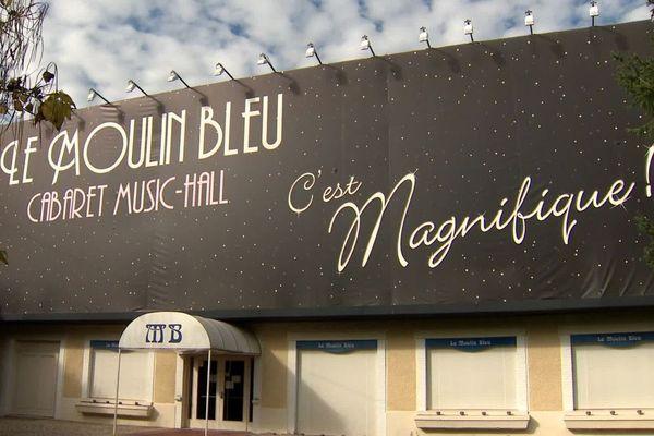 Depuis la mi-mars, le cabaret le Moulin bleu situé à Thiers, dans le Puy-de-Dôme, est fermé.