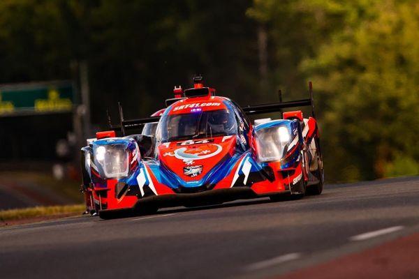L'Oreca 07 de la Sausset Racing Team 41