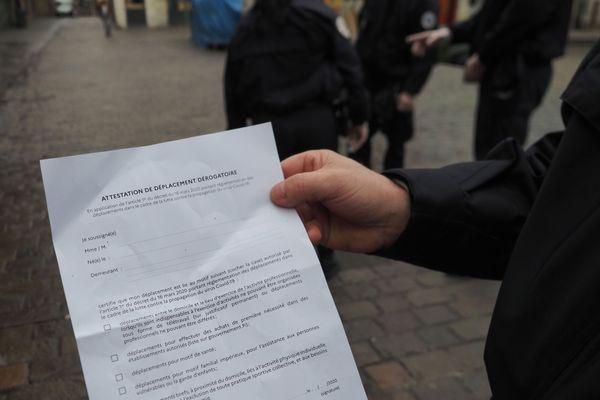 Trois nouvelles attestations ont été mises en place pour justifier de ses déplacements pendant le couvre-feu de 20 h à 6 h.