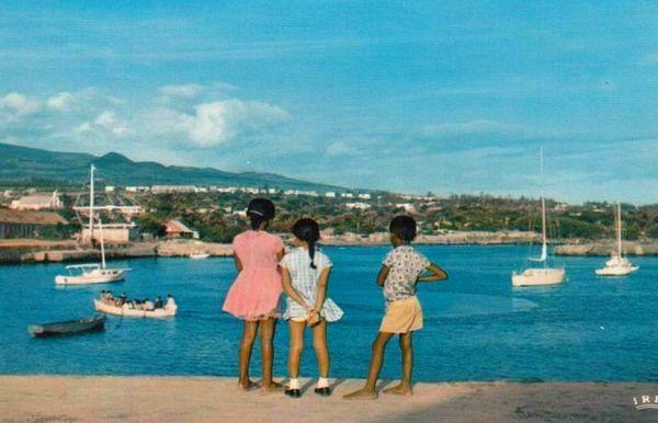 La Réunion dans les années 60
