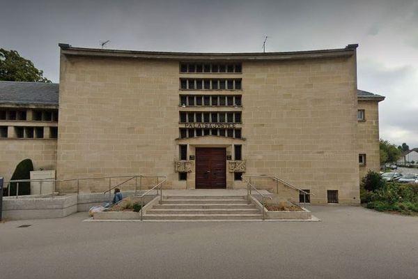 Palais de justice d'Abbeville