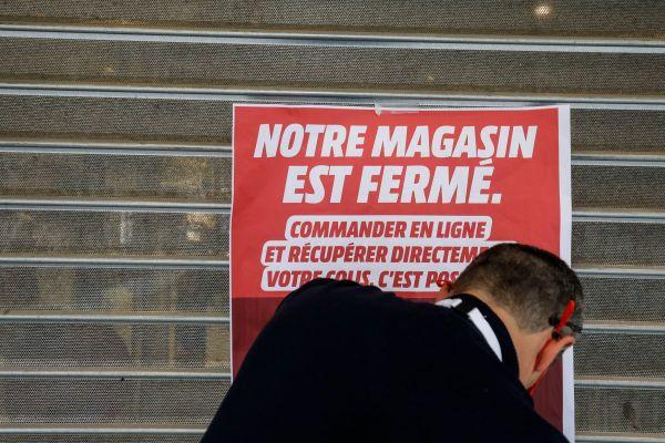 """Réouvrir avant le """"Black Friday"""", un enjeu pour les commerçants du Puy-de-Dôme"""
