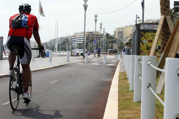 Les travaux de sécurisation ont duré 3 ans sur la Promenade des Anglais à Nice.