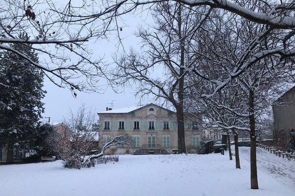 L'école de musique de Saint-Genis Laval s'est retrouvée... calfeutrée