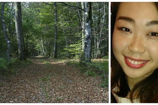 Des recherches dans la vaste forêt de Chaux pour retrouver le corps de Narumi