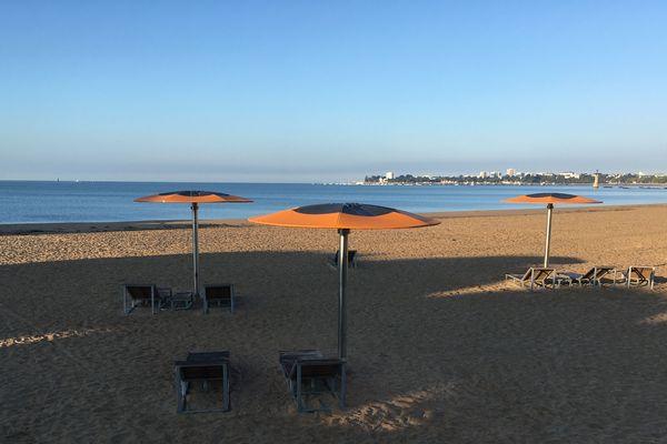 L'attractivité balnéaire de Saint Nazaire continue de se développer et permet un bilan 2018 satisfaisant