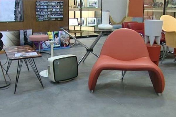 Vente aux enchères d'objets design à Saint-Etienne - 24/03/13
