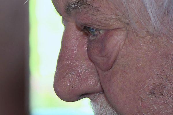 Vincent Grass, acteur et doublure voix de films célèbres, est installé depuis trois ans en Périgord