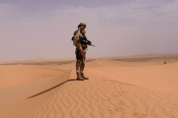 Damien Boiteux, soldat français tué au Mali le 12 janvier 2013