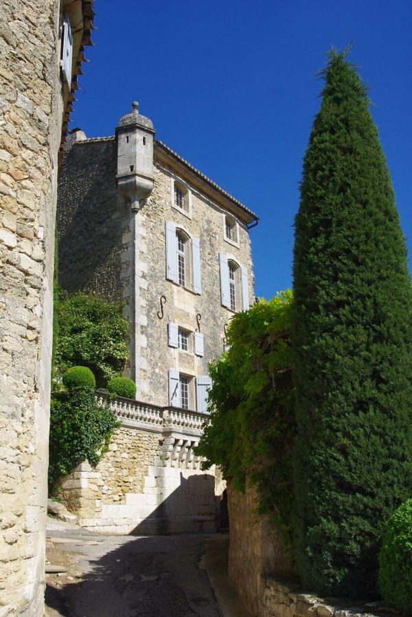 Hôtel particulier du village de Ménerbes