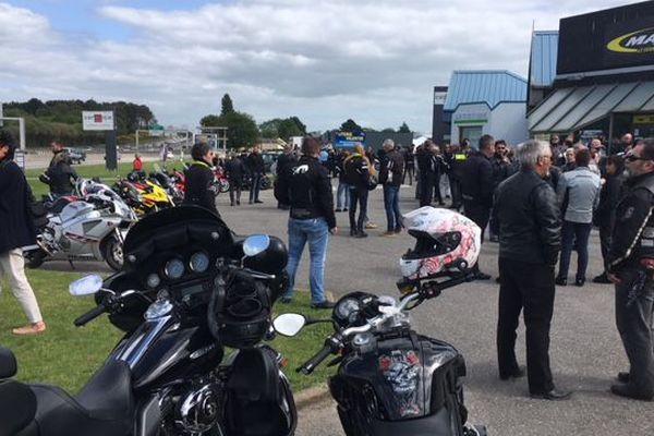 Les motards du Morbihan se sont donné rendez-vous à Vannes