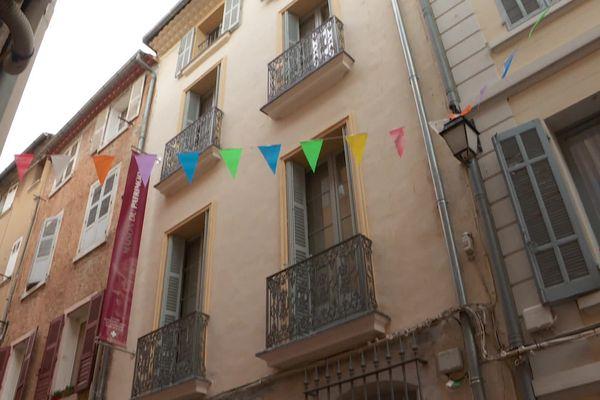 la Maison du Patrimoine d'Ollioules classée aux monuments historiques
