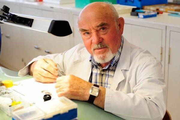Jean Humbert-Droz, 82 ans