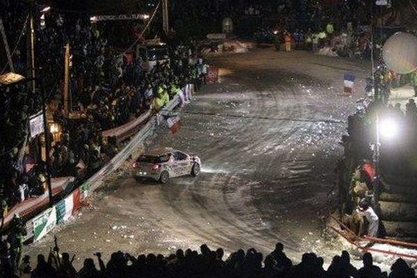 Le col du Turini, passage mythique du Rallye Monte Carlo. Mais cette année, dimanche, ce sera de jour .