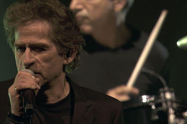 Hubert-Félix Thiéfaine, 40 ans de chansons sur scène