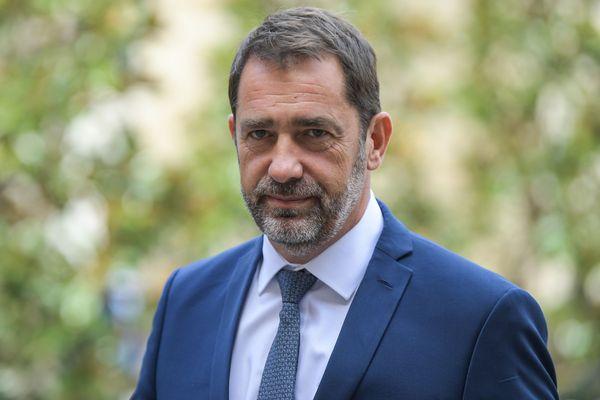 Le ministre de l'Intérieur, Christophe Castaner.